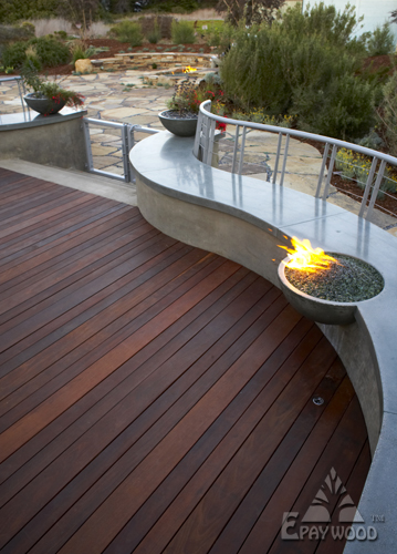 Wood decking best wood decking material for Best material for deck